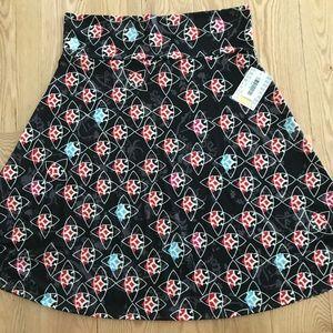 LuLaRoe 3XL Azure Skirt